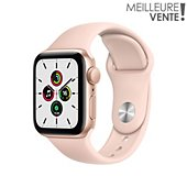 Montre connectée Apple Watch SE 40MM Alu Or/Rose