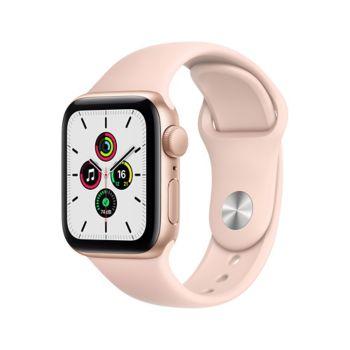 Apple Watch SE 40MM Alu Or/Rose