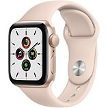Montre connectée Apple Watch  SE 44MM Alu Or/Rose