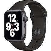 Montre connectée Apple Watch SE 40MM Alu Gris/Noir