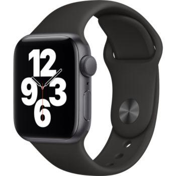 Apple Watch SE 40MM Alu Gris/Noir