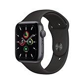 Montre connectée Apple Watch SE 44MM Alu Gris/Noir