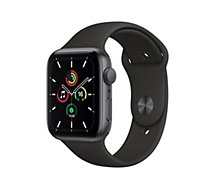 Montre connectée Apple Watch  SE 44MM Alu Gris/Noir