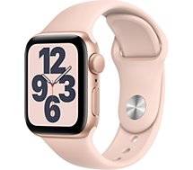 Montre connectée Apple Watch  SE 40MM Alu Or/Rose Cellular