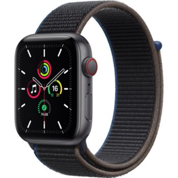 Apple Watch SE 40MM Alu Gris/Noir Cellular