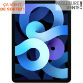 Tablette Apple Ipad Air 10.9 64Go Bleu ciel