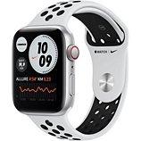 Montre connectée Apple Watch  SE Nike 44MM Alu Silver/Noir Cellular