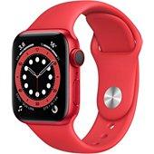Montre connectée Apple Watch 40MM Alu Rouge/Rouge Series 6 Cellular
