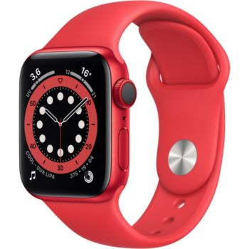 Apple Watch 40MM Alu Rouge/Rouge Series 6 Cellular