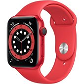 Montre connectée Apple Watch 44MM Alu Rouge/Rouge Series 6 Cellular