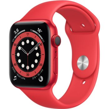 Apple Watch 44MM Alu Rouge/Rouge Series 6 Cellular
