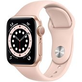 Montre connectée Apple Watch 40MM Alu Or/Rose Series 6