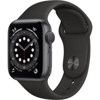 Apple Watch 40MM Alu Gris/Noir Series 6