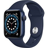 Montre connectée Apple Watch 40MM Alu Bleu/Bleu Series 6