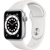Montre connectée Apple Watch 40MM Alu Argent/Blanc Series 6