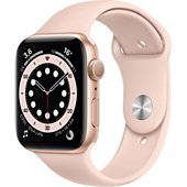Montre connectée Apple Watch 44MM Alu Or/Rose Series 6 Cellular