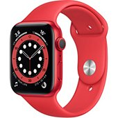 Montre connectée Apple Watch 44MM Alu Rouge/Rouge Series 6