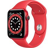 Apple Watch 44MM Alu Rouge/Rouge Series 6