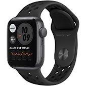 Montre connectée Apple Watch Nike 40MM Alu Gris/Noir Series 6