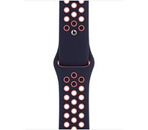 Bracelet Apple  40mm Nike Sport Band Blue Black