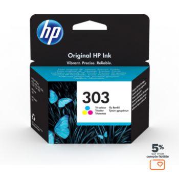 HP N°303 3 Couleurs
