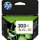 Cartouche d'encre HP N°303 XL 3 Couleurs