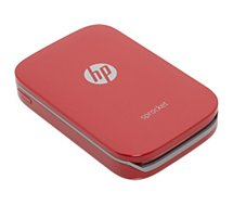Imprimante photo portable HP  Sprocket Rouge