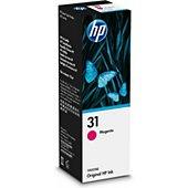 Cartouche d'encre HP Bouteille 31 Magenta