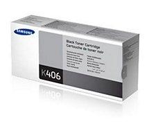 Toner Samsung  CLT406 Noir
