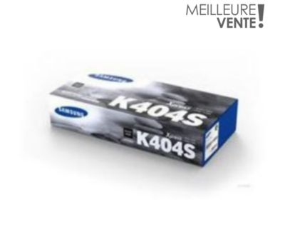 Toner Samsung CLT-404S Noir