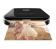 Imprimante photo portable HP Sprocket Plus Noire