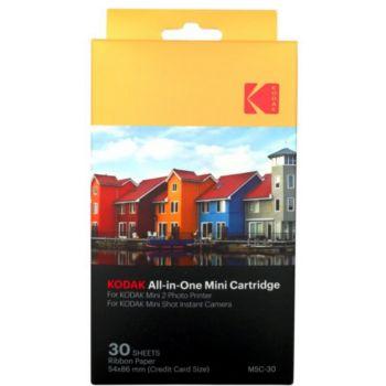 Kodak 30 feuilles Mini Shot et Mobile Print 2