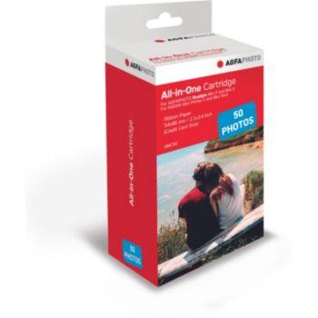 Agfaphoto Cartouche + 50 films pour Realipix mini