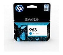 Cartouche d'encre HP  963 Cyan