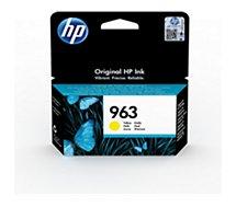 Cartouche d'encre HP  963  Jaune
