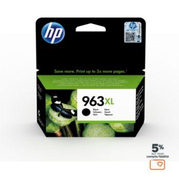 HP 963XL Noire XL