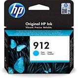 Cartouche d'encre HP  912  Cyan