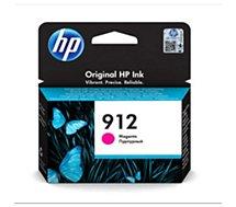 Cartouche d'encre HP  912  Magenta