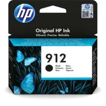 HP 912 CART Noire