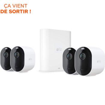 Arlo Pro 3 Kit 4 cam VMS4440P