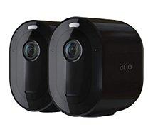Caméra de sécurité Arlo  Pro 3 Black Kit de 2 cam VMS4240B