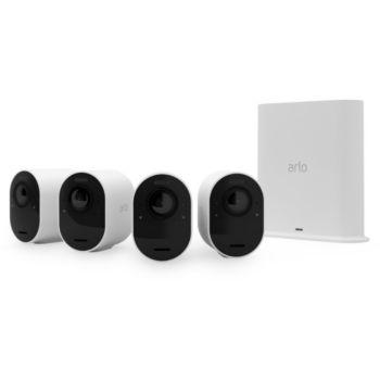 Arlo Ultra 2 Spotlight Camera X4