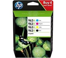 Cartouche d'encre HP 963XL PACK 4 CART C/M/J/N