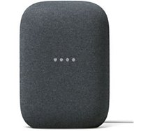Assistant vocal Google  Nest Audio Charbon