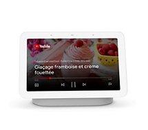 Assistant vocal Google  Nest Hub 2 Galet