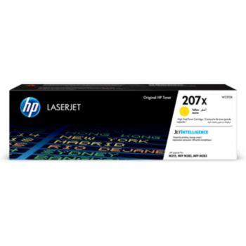 HP 207X Jaune