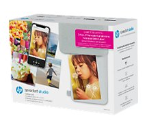 Imprimante photo portable HP  Pack Studio+80 feuilles+3mois impression