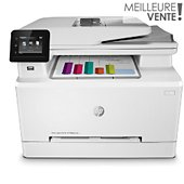 Imprimante laser couleur HP Color LaserJet Pro M283fdw