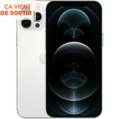 Smartphone Apple iPhone 12 Pro Max Silver 128 Go