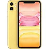 Smartphone Apple iPhone 11 Jaune 128 Go